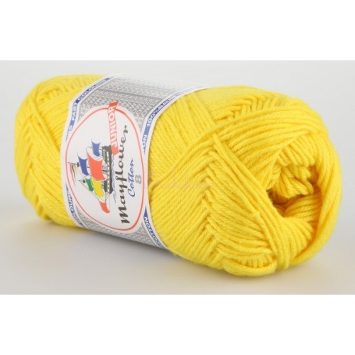 Mayflower Cotton 8 farve 1405 gul