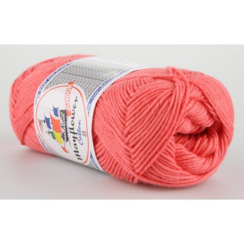 Mayflower Cotton 8 farve 1460 laks