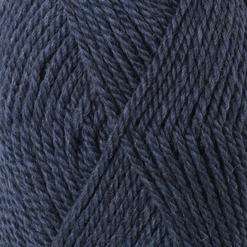 Drops Alaska UNI farve 37 grå/blå