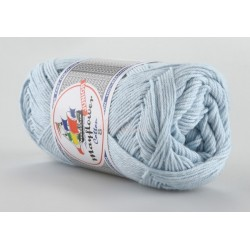 Mayflower Cotton 8 junior farve 1479 lyseblå
