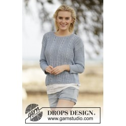 Orabel by DROPS Design S-XXXL Cotton Merino