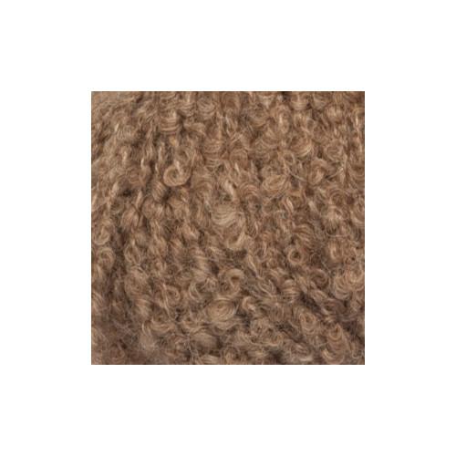 Drops alpaca bouclé MIX 0602 brun