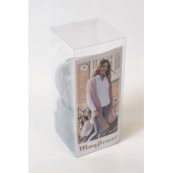 Mayflower Kid Silk Kit 20, Grå