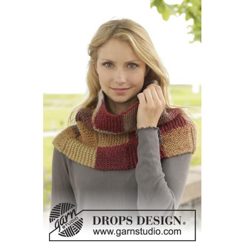 Autumn Grace by DROPS Design One size DROPS BIG DELIGHT