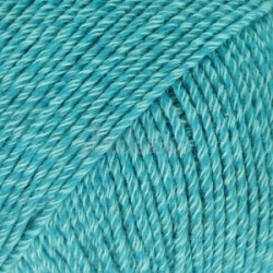 Drops Cotton Merino UNI farve 24 turkis