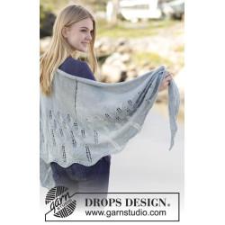 Soft Hug by DROPS Design One-size DROPS BABYALPACA SILK