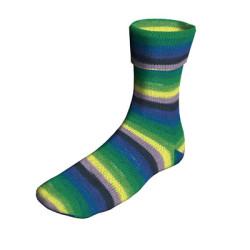 Lang Yarns Super soxx colour, farve 38, 100g