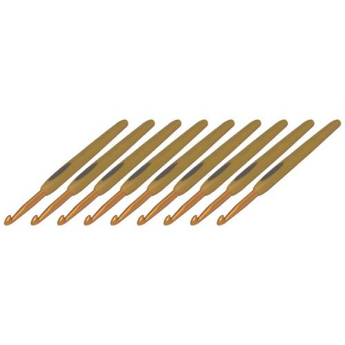 Clover Soft Touch sæt, 2-2,5-3-3,5-4-4,5-5-5,5-6mm, 9 nåle