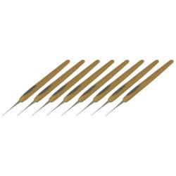 Clover Soft Touch sæt, 0,50-0,60-0,75-0,90-1,00-1,25-1,50-1,75mm, 8 nåle